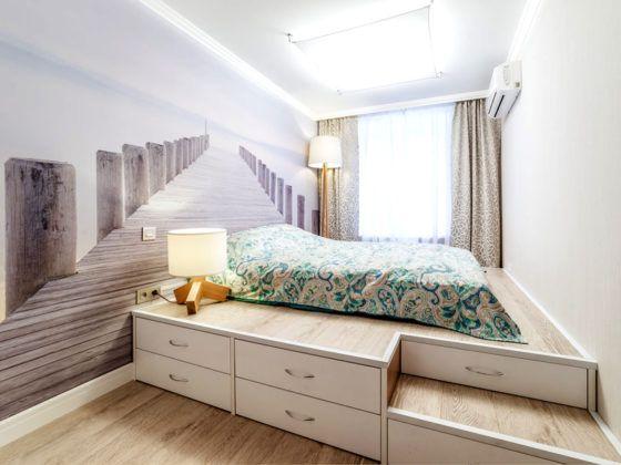Современный дизайн однокомнатной квартиры, или Как обрести чувство свободы в «четырёх стенах»