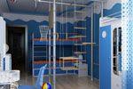 Правила и особенности выбора детского спортивного комплекса в квартиру