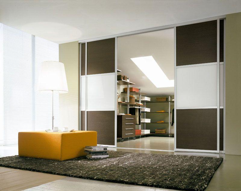 раздвижные двери для гардеробной виды материалы выбор