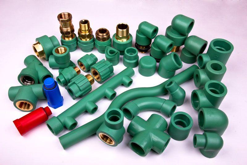Для устройства водопровода можно использовать полипропилен