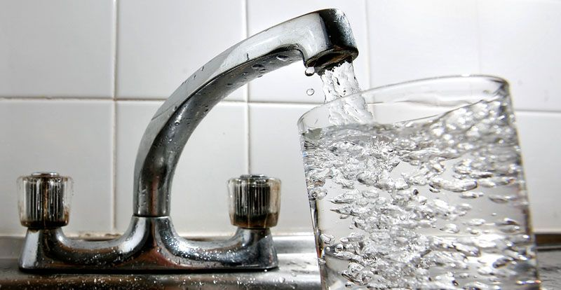 Увеличиваем напор воды