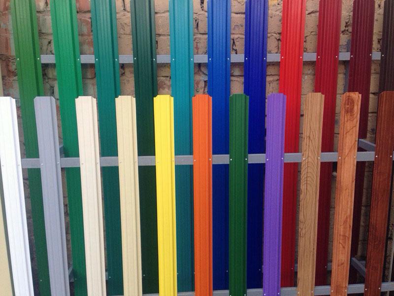 Широкая цветовая гамма позволит подобрать подходящий вариант