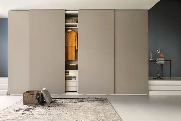 Спрячут то, что так долго мешало, или Как выбрать правильные раздвижные двери для гардеробной