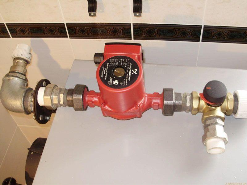 Технические характеристики определяются требованиями системы водоснабжения