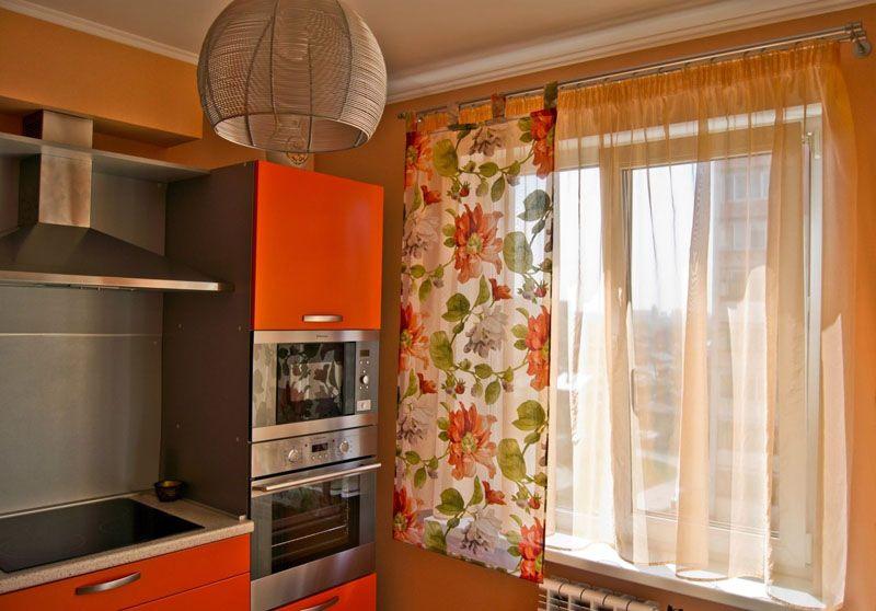 Короткие или длинные шторы должны радовать глаз и создавать ощущение уюта