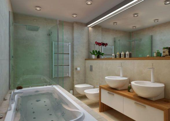 Для тех, кто ценит комфорт: душевая кабина с ванной, её особенности и преимущества