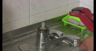 Сам себе сантехник, или Как разобрать однорычажный смеситель