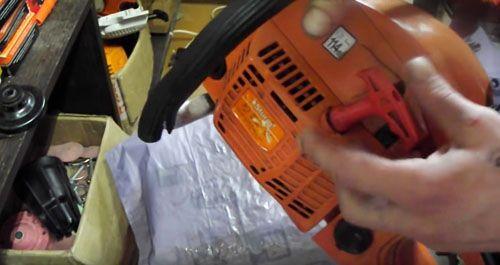 13 идей по использованию старой бензопилы: самоделки своими руками с подробными фото и видеоинструкциями