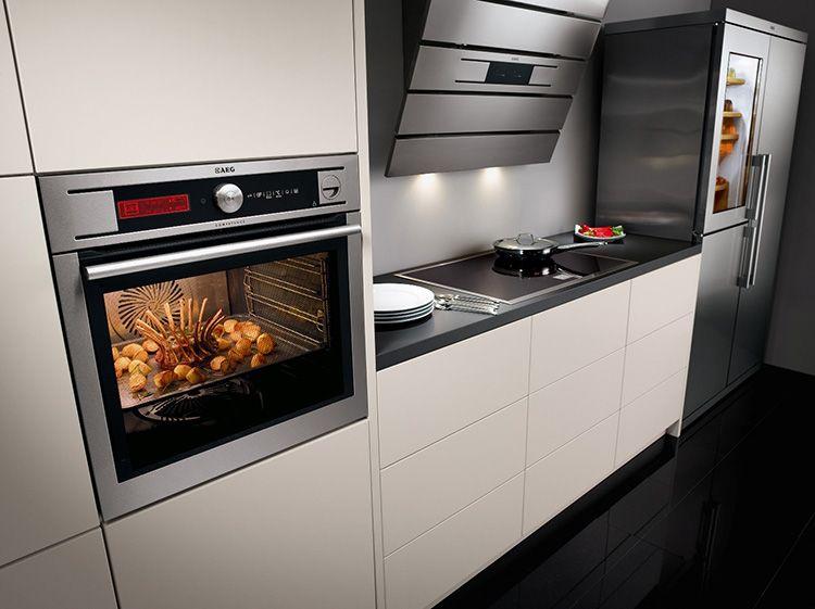 Встраиваемая техника – оптимальное решение для кухни