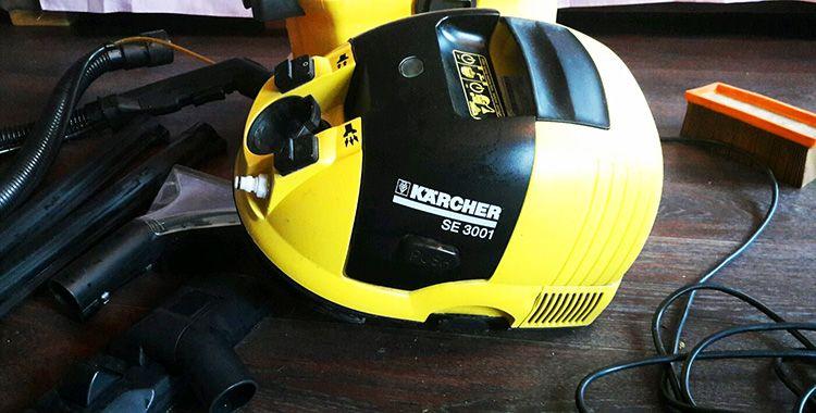 Моющий пылесос Керхер для дома: идеальная чистота без усилий