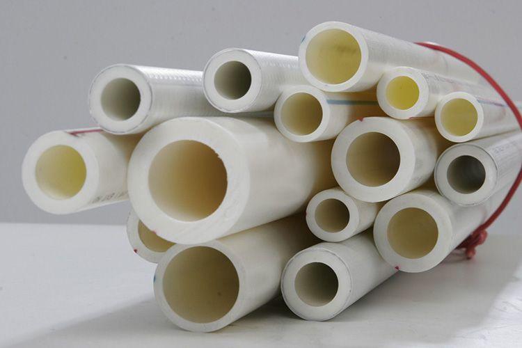 Диаметр зависит от протяжённости трубопровода