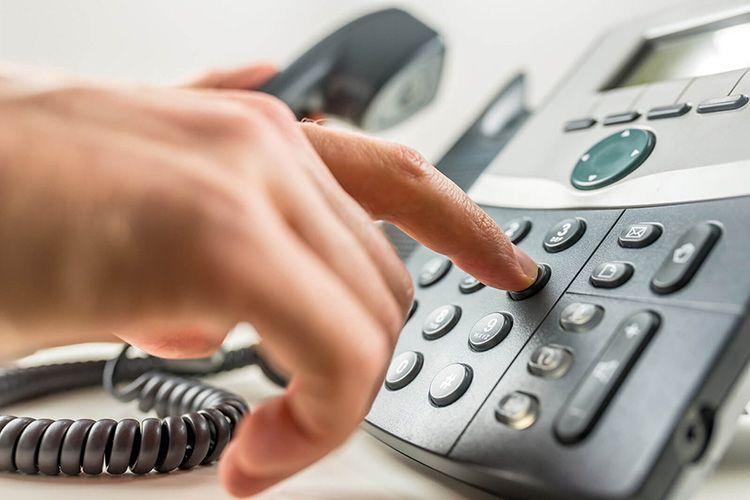 Дозвониться бывает сложно