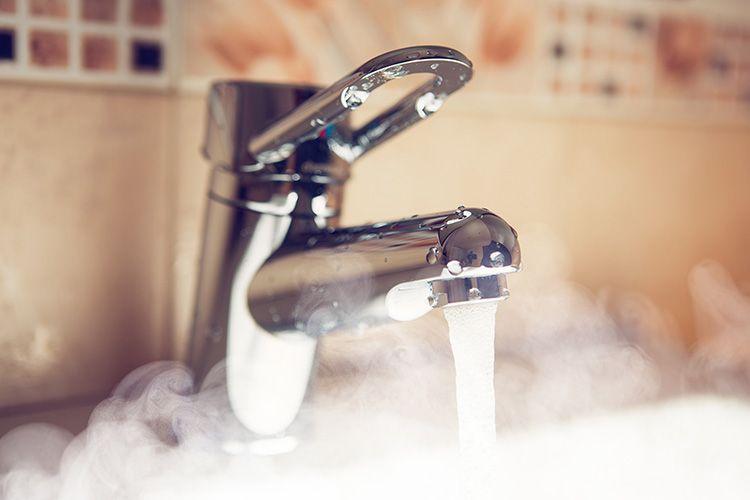 Стабильную температуру воды обеспечить несложно