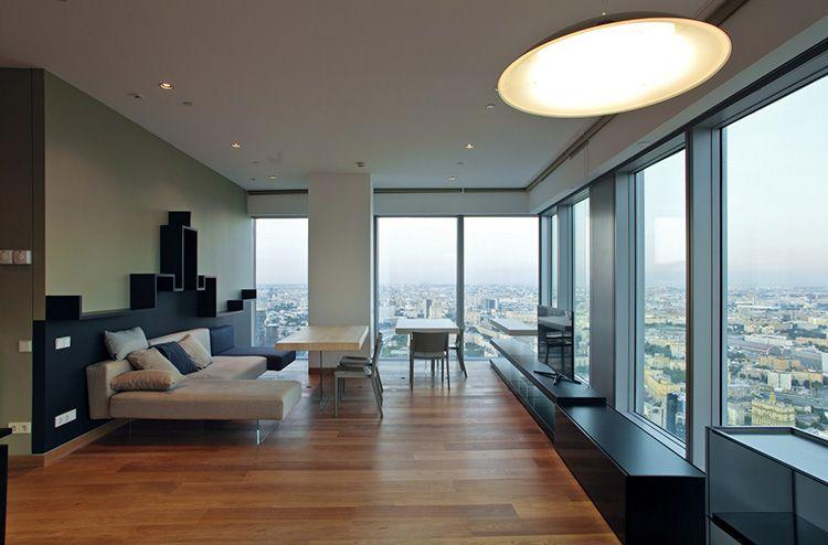 Апартаменты в офисном здании – шикарное жильё за сравнительно небольшие деньги