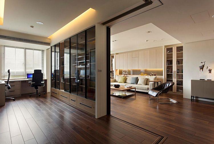 Апартаменты − хороший вариант для совмещения жилья и офиса на одной площади