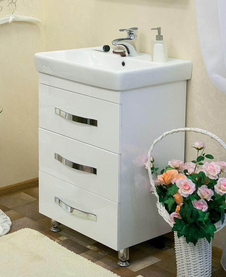 Хороший вариант для маленьких ванных комнат