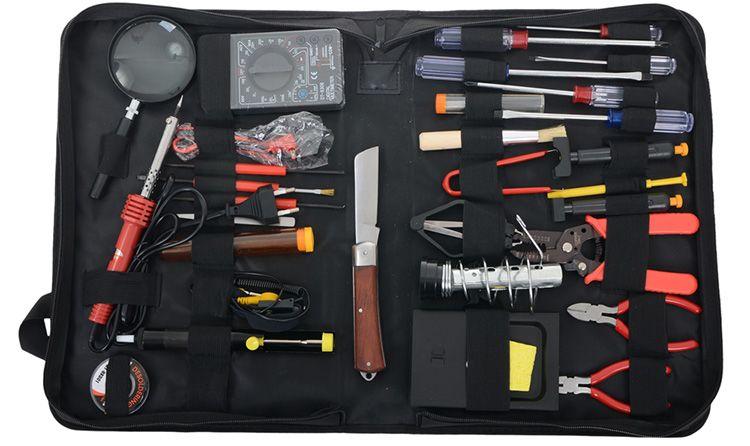 Набор инструментов для радиолюбителя