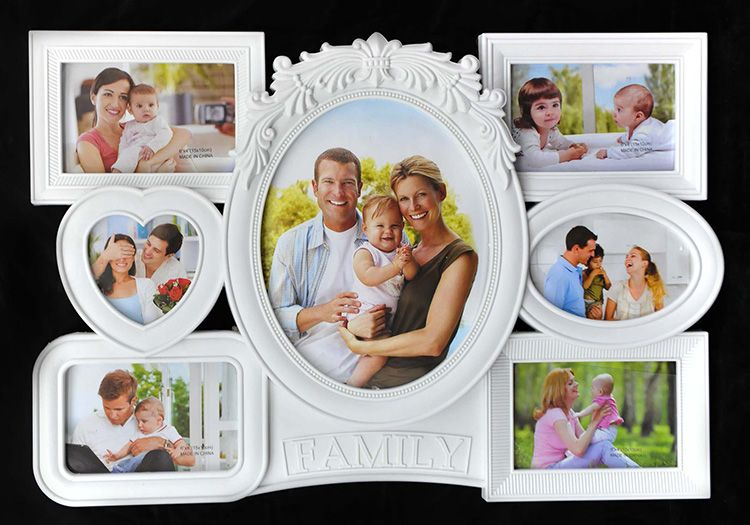 Рамка для семейных фотографий