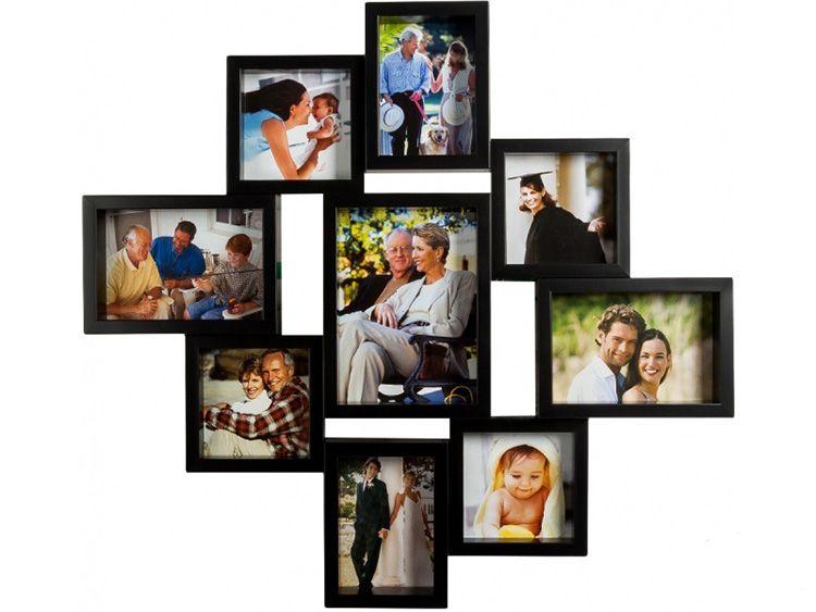История семьи в нескольких фотографиях