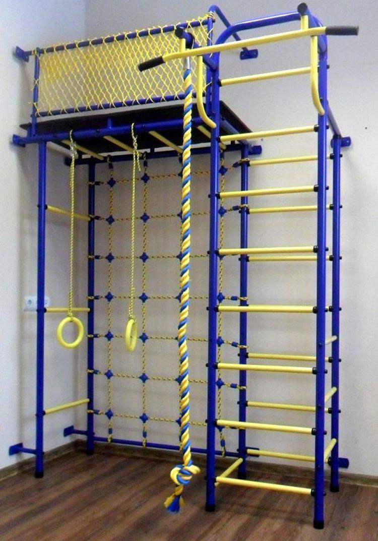 Детский спортивно-игровой комплекс «Пионер 10 СМ»