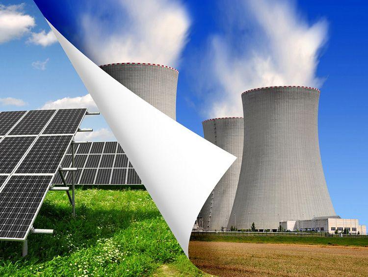 Настало время сделать правильный выбор в пользу использования неистощимых запасов солнечной, ветровой и прочей возобновляемой энергии