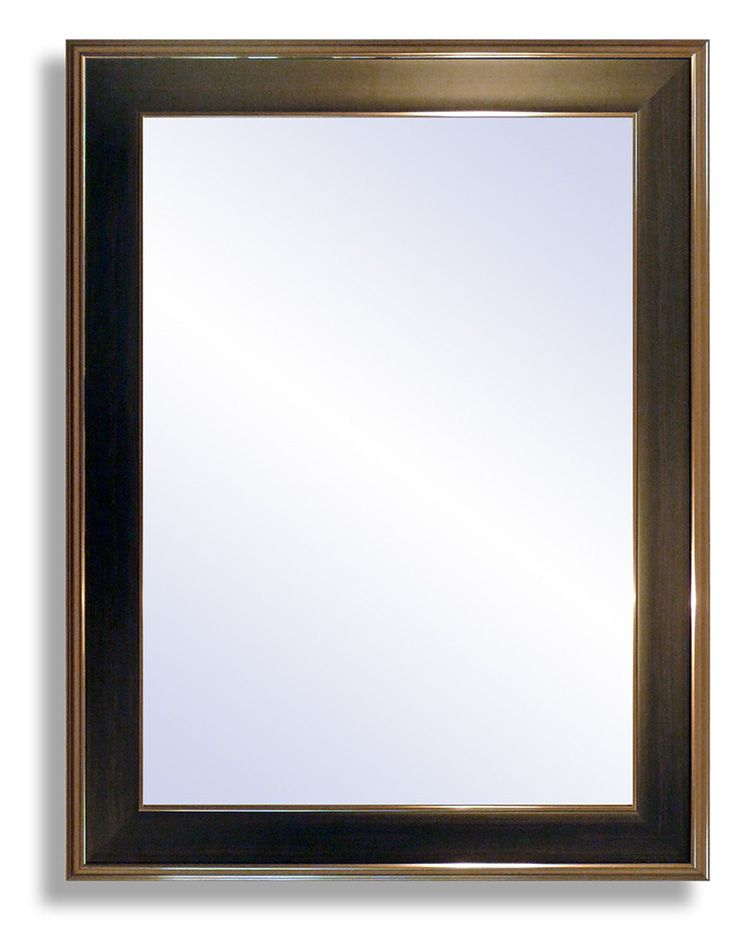 Классическая прямоугольная рамка для фотографии стандартного размера