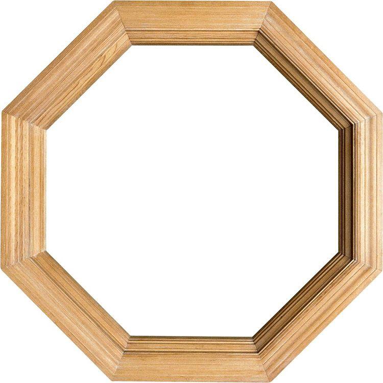 Многоугольная рамка для фото на стену