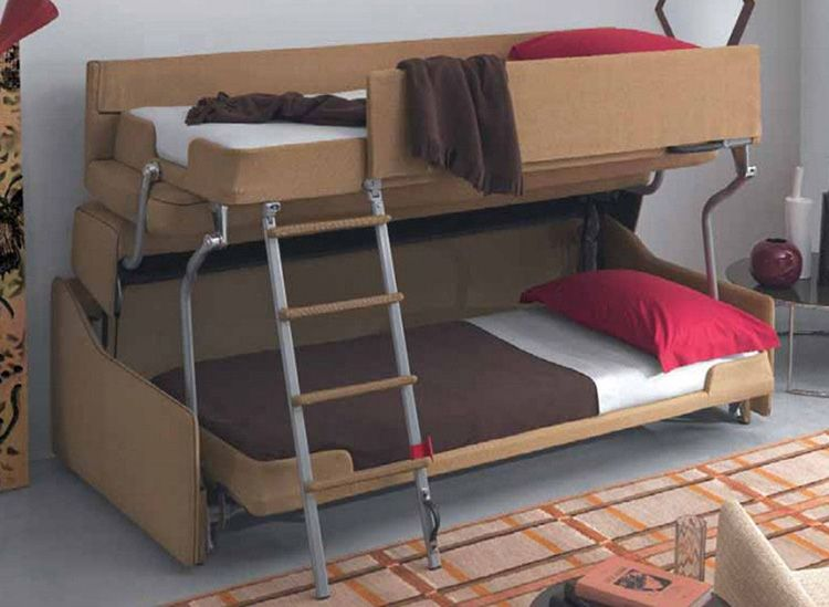 Производители предлагают модели диванов-трансформеров на любой вкус и кошелёк