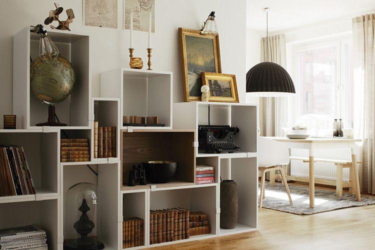 Модульная мебель – удачное решение для современных квартир