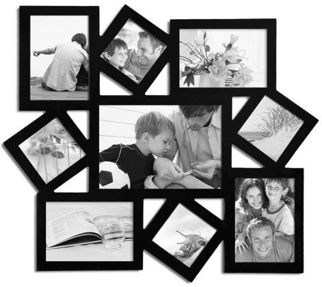 Рамки для фотографий на стену: виды, правила размещения, выбор снимков для коллажей