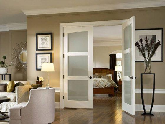Белые межкомнатные двери в интерьере квартиры или дома: выбираем лучший вариант