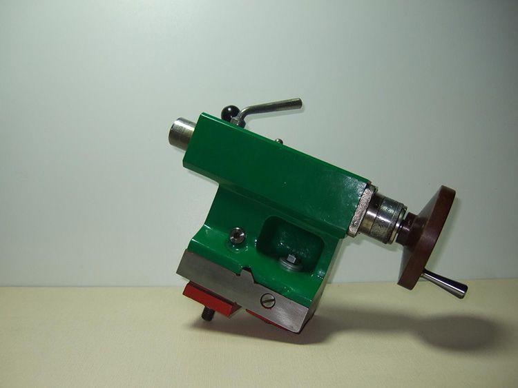 Задняя бабка токарного станка по металлу