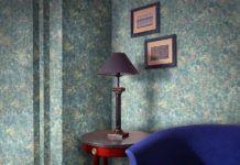 Жидкие обои – фото интерьеров в обычных квартирах и особенности материала
