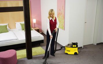 Моющий пылесос Керхер: идеальная чистота без усилий