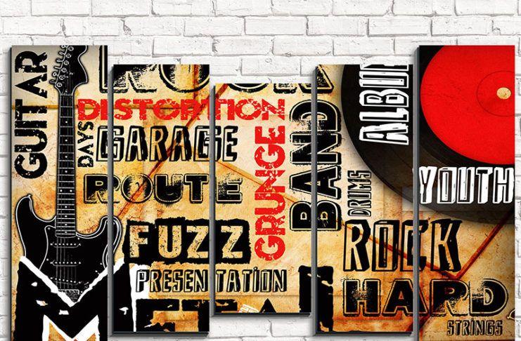 Постеры и картины для интерьера – заключительный штрих при создании дизайна помещений