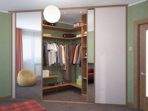 Как выбрать угловой шкаф в спальню: лучшие рекомендации по обустройству гардеробной