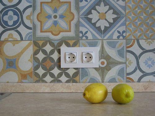 Всё о плитке для кухни на фартук: от выбора материала до самостоятельной укладки