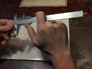 Как правильно пользоваться штангенциркулем: видео и фотоинструкция