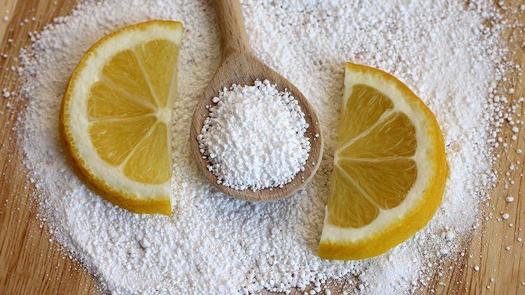 Лимон и лимонка – верные помощники