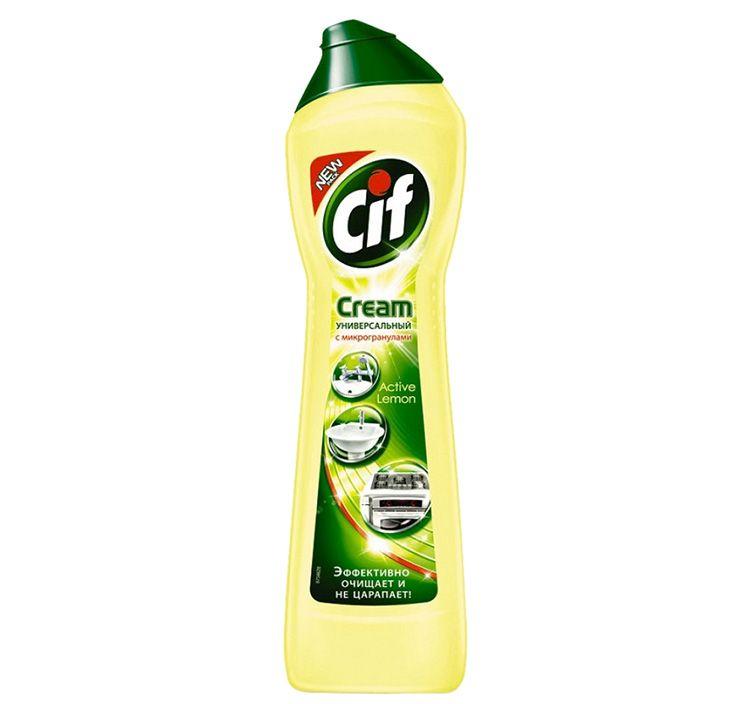 «Cif» – эффективность в любой ситуации