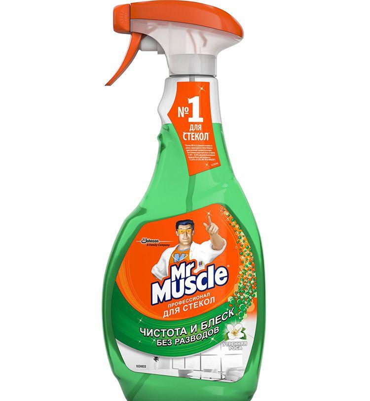 Мистер Мускул всегда готов помочь
