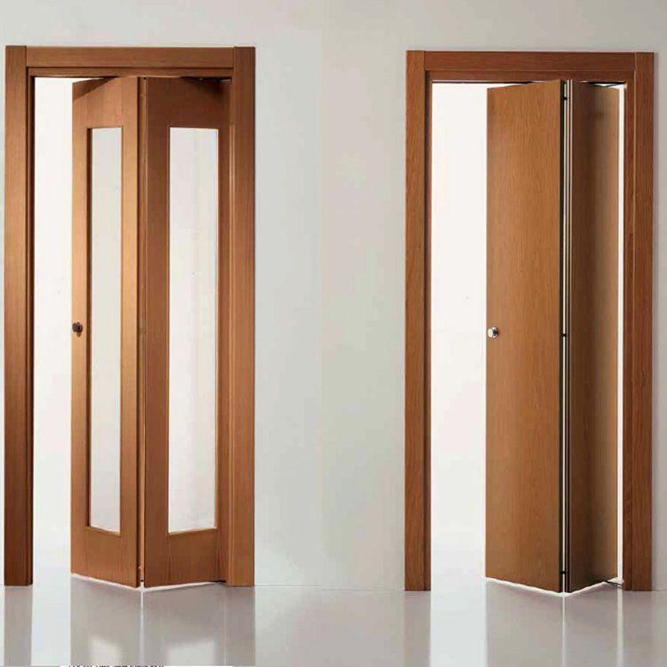 Дверь-гармошка в ванную комнату