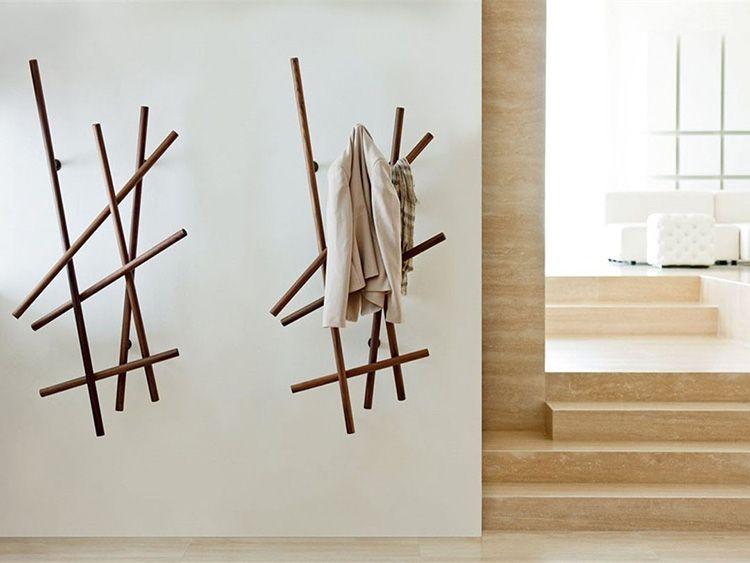 Стильная дизайнерская вешалка для современного интерьера