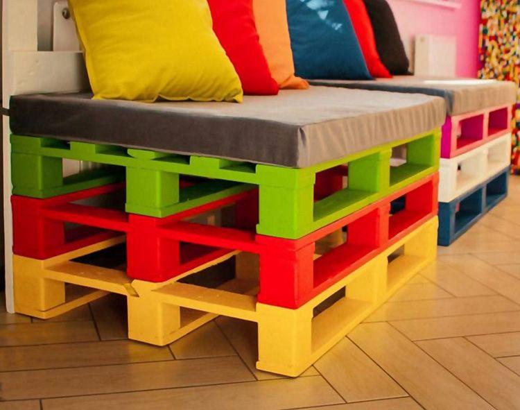 Паллеты – конструктор «Лего» для взрослых