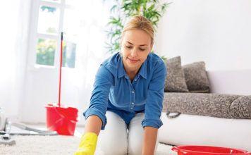 Делаем дом уютнее, или Как почистить ковёр в домашних условиях