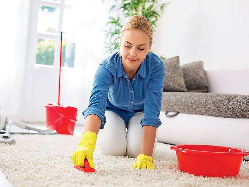 Средство для чистки паласа в домашних условиях