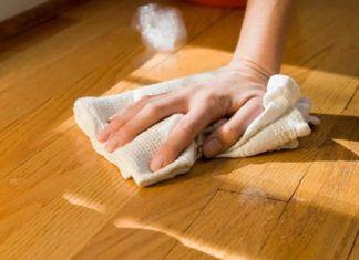 Когда полдела сделано: как отмыть линолеум после ремонта