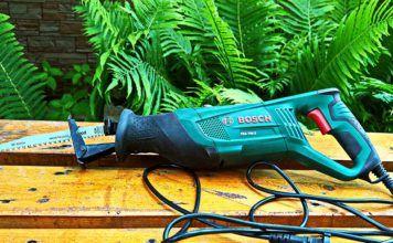 Электрическая сабельная пила: подбираем инструмент с умом