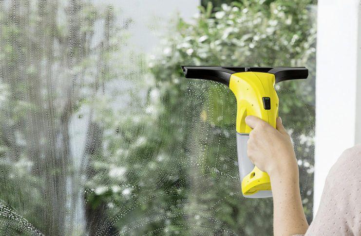Всегда прозрачные стёкла без разводов, или Почему стоит выбрать продукцию Керхер для мытья окон