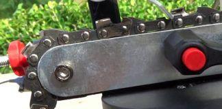 Профессиональный уход за инструментом: как правильно подобрать станок для заточки цепей бензопил